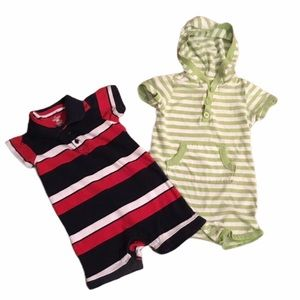 Boy's 12-18mos Old Navy Bundle Rompers